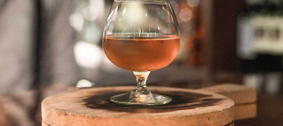 Little Smoke - Whiskey Cocktail